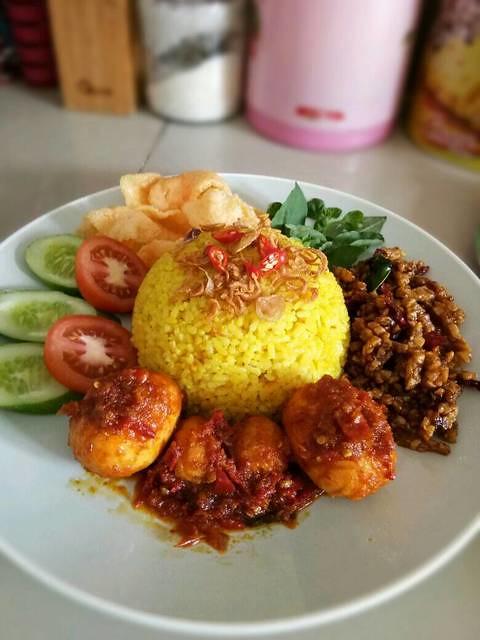 Nasi Kuning Rice Cooker : kuning, cooker, Resep, Uduk/nasi, Kuning, Cooker, Inanews.cc/resep-n…, Flickr