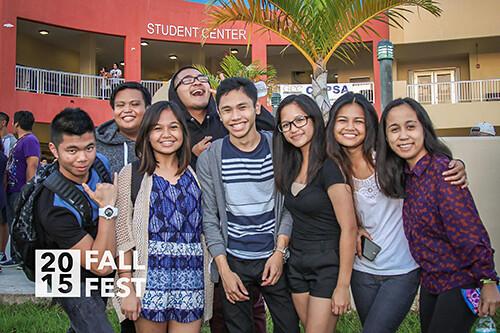 GCC Fall Fest, 2015