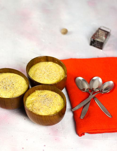 Majarete - Dominican Corn Pudding - The Schizo Chef