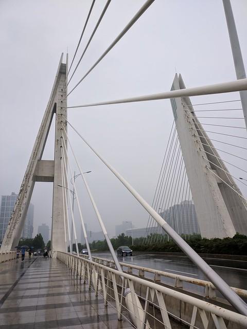 Ping'an Road Bridge, Zhengzhou