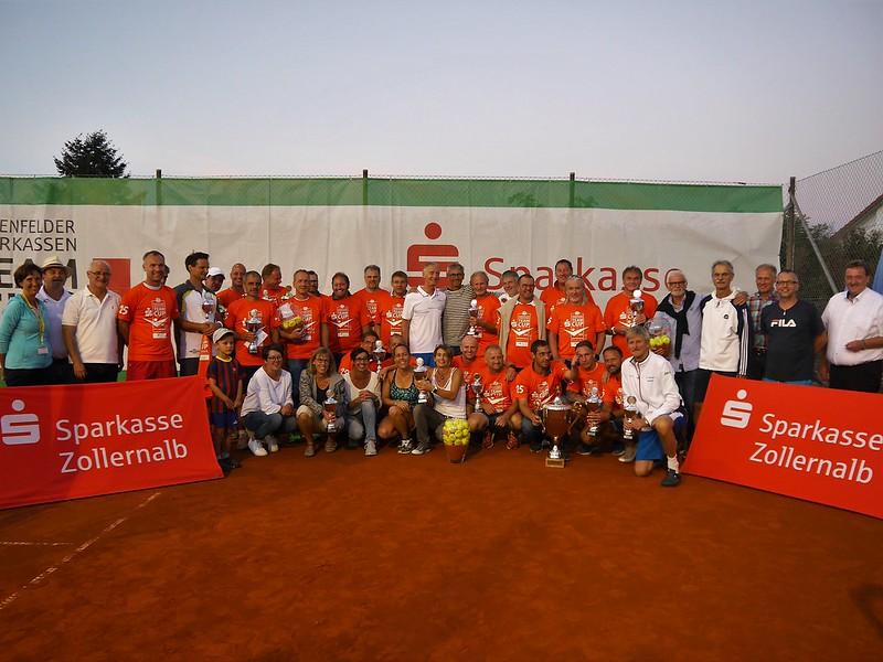 25. TeamCup Senioren Sieger