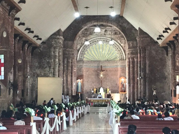 Church of San Mattias, Tumauini (Isabela)