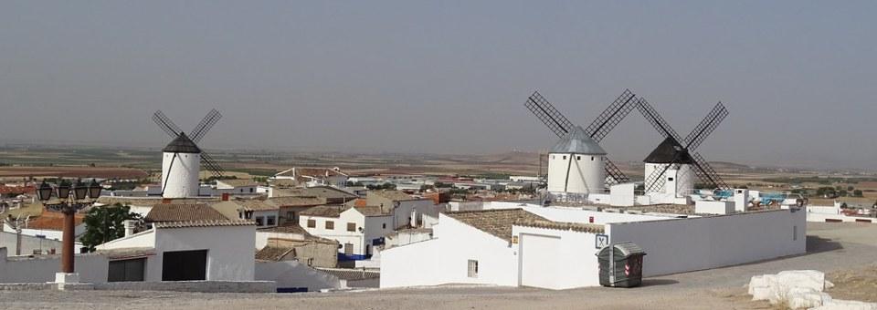 vista de Molinos Sierra de los Molinos en Campo de Criptana Ciudad Real 06
