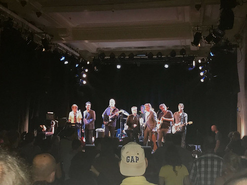 The Record Man, Paradiso 27 August 2018