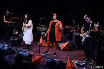 Yamantaka // Sonic Titan @ Hopscotch Music Festival, Raleigh NC 2018