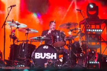 Bush @ Abbotsford Centre - August 28th 2018