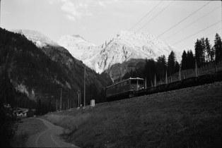 RhB loco 702 - Preda