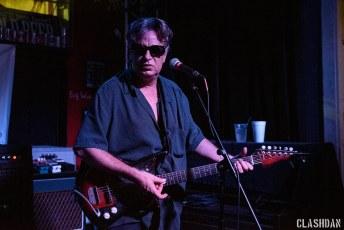 Dex Romweber @ Hopscotch Music Festival, Raleigh NC 2018