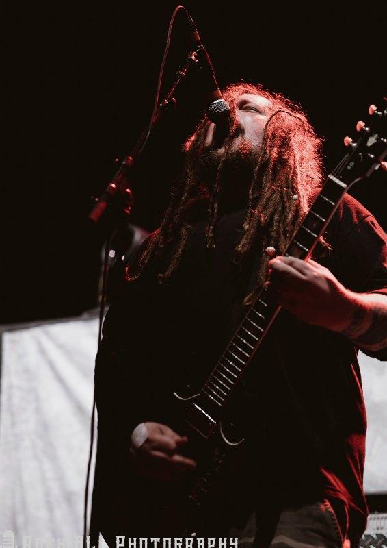 Napalm Death Aug 15 2018-12