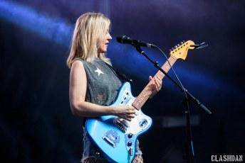 Liz Phair @ Hopscotch Music Festival, Raleigh NC 2018