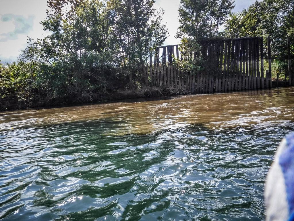 Savanah River with LCU-128