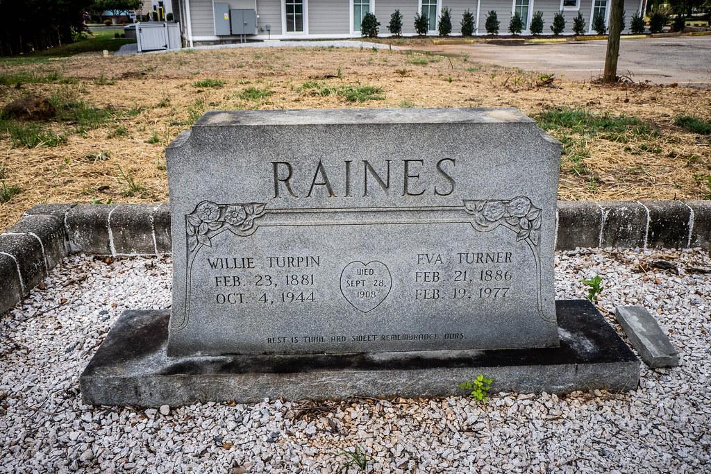 Raines Family Cemetery-13