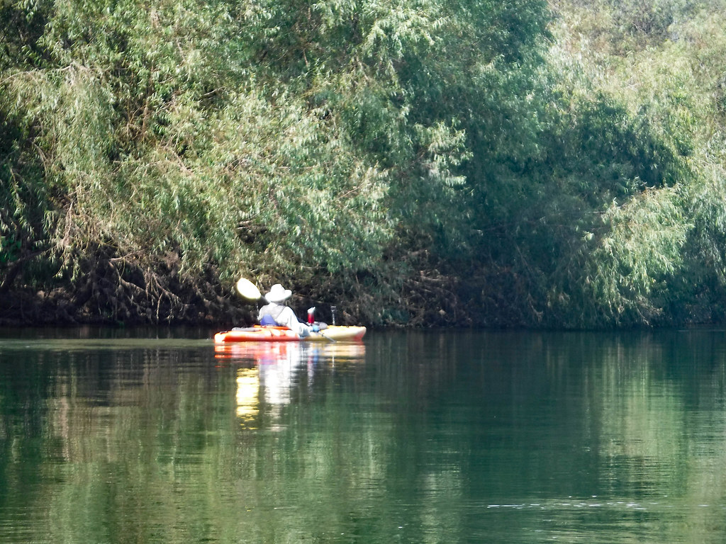 Savanah River with LCU-145
