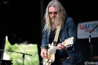 Israel Nash @ Hopscotch Day Party, Raleigh NC 2018