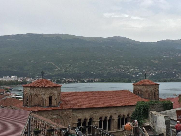 St. Sophia, Ohrid, Macedonia