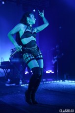 Kali Uchis @ Fillmore in Charlotte NC on October 6th 2018