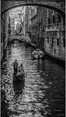 Gondola on the Rio di Palazzo