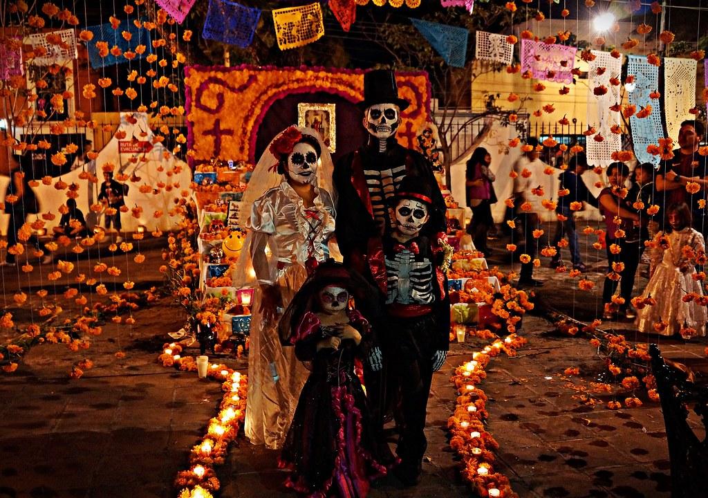 Day of the Dead  Da de los Muertos  Oaxaca Mexico  Flickr