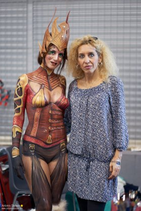 Romics2018_autunno_bodypaint_12