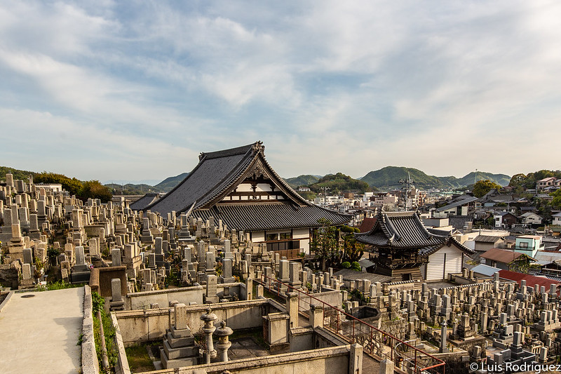 Cementerio del templo Fukuzenji