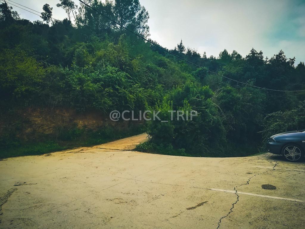 Aparcamiento (Inicio ruta hacia Cuevas de Can Riera) ClickTrip
