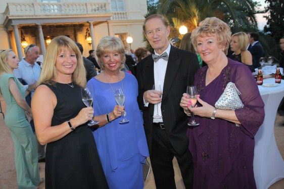 The Elite Conference for Independents, 28 Sept - 1 October 2018, Granada. Lisa & Sandra Lines, Knowle Travel, Ray & Pat Tyler, Courtesy Travel