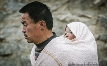 Father & Infant