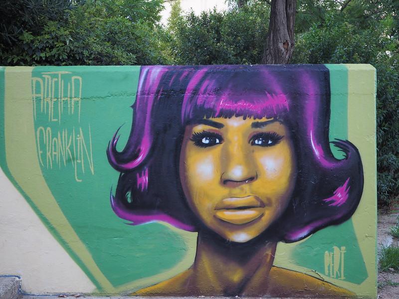 Aretha Franklin / Peri