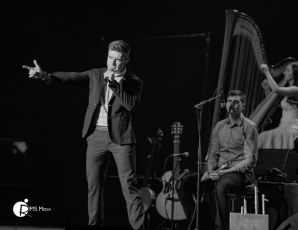 Photos of the Celtic Thunder live at Save-On-Foods Memorial Centre - November 2nd 2018