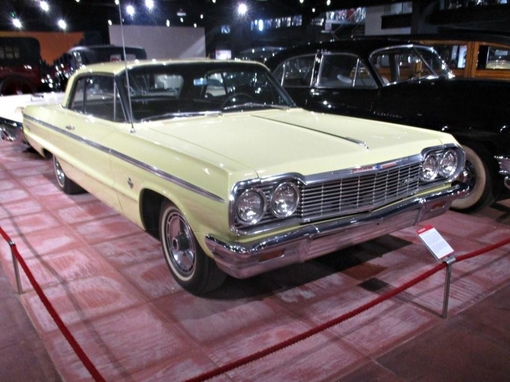 medium resolution of  59 chevrolet impala ss 3rd gen 2 door hardtop 1964 by