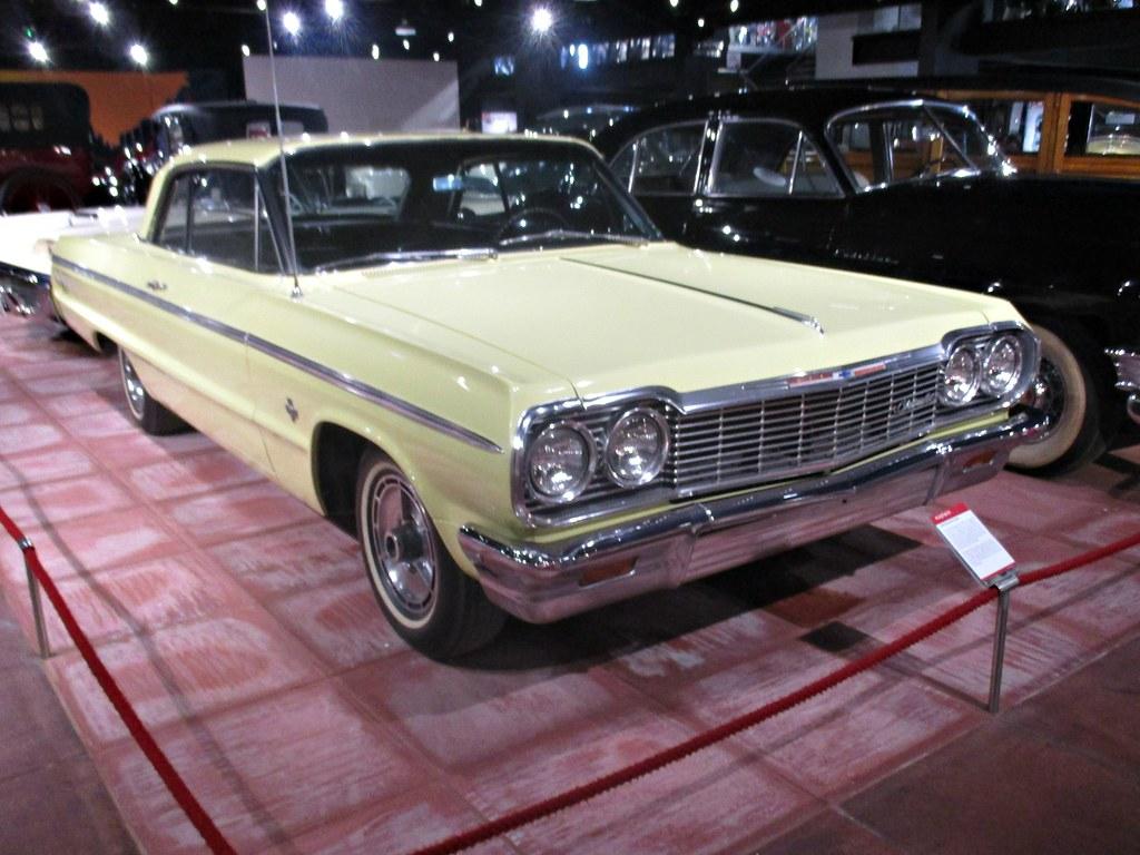 hight resolution of  59 chevrolet impala ss 3rd gen 2 door hardtop 1964 by