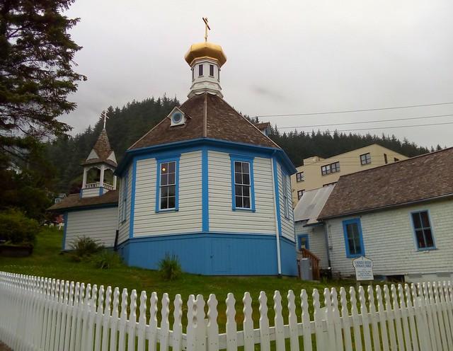 St. Nicholas Russian Orthodox Church by bryandkeith on flickr
