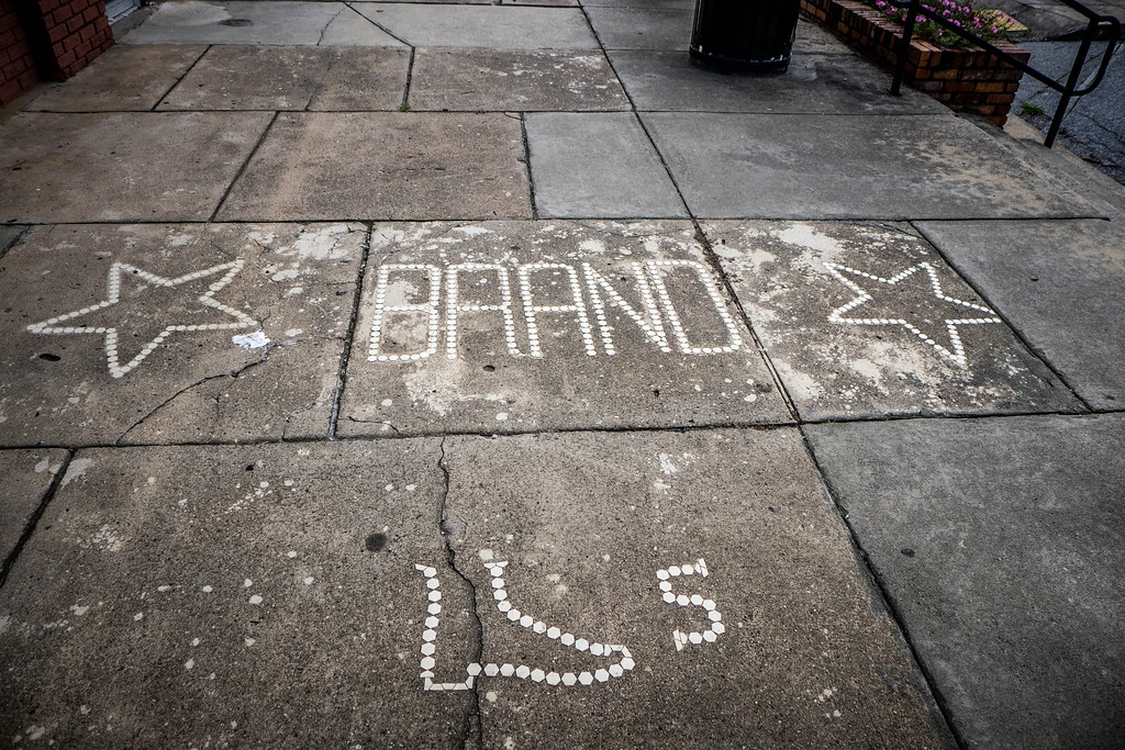 Sidewalk Advertising