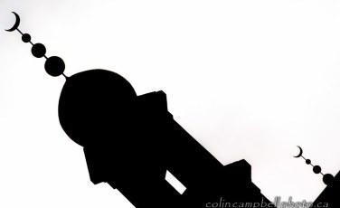 Minaret Silhouette