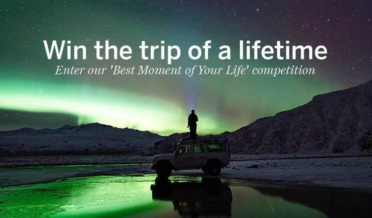 Best Moment Of Your Life Competition