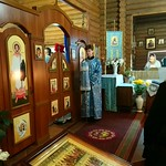 2018 11 04 Feastday. Kazan icon of the Mother of God