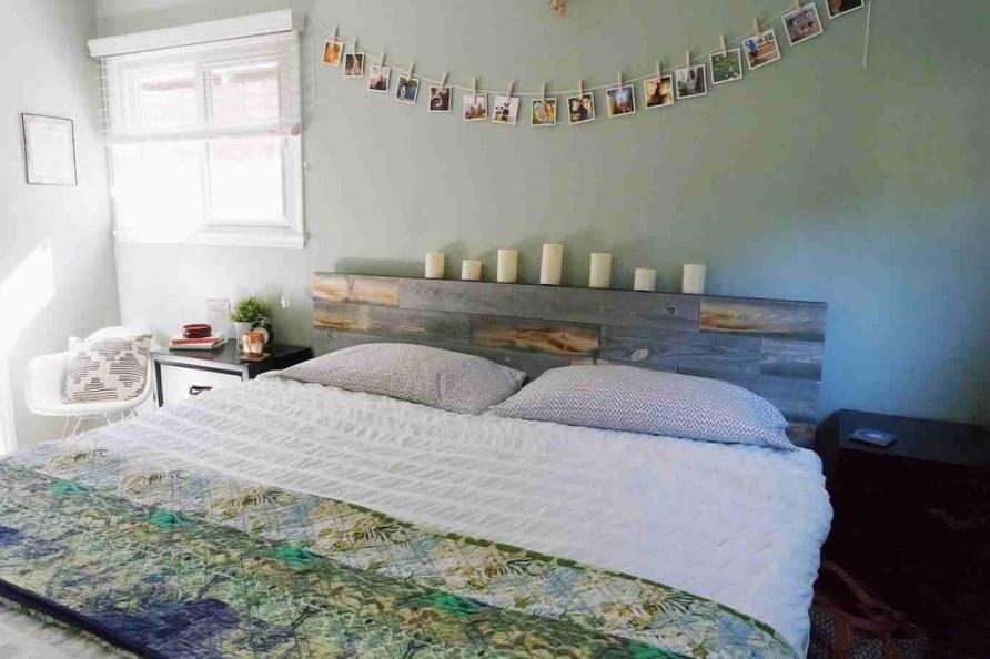Diy Bedroom Headboard Ideas