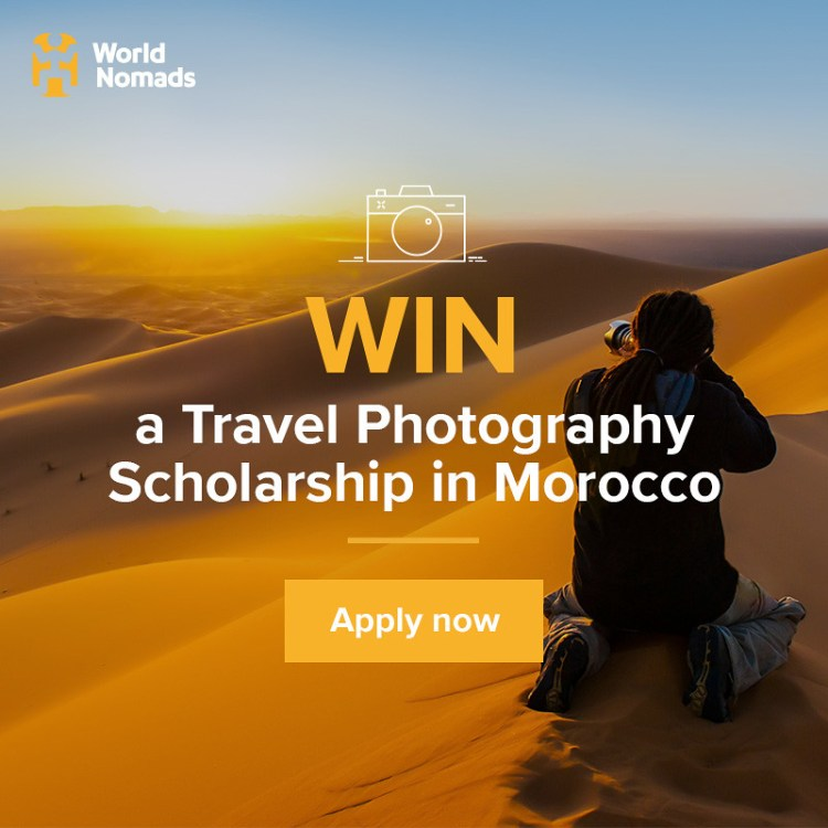 Win A 10-Day #travel Photography Morocco Trip!