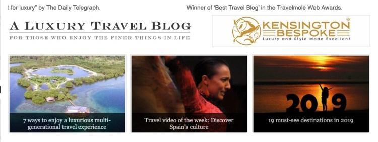 A Luxury #Travel #Blog