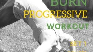 Health Fitness Tips Feel The Burn Progressive Workout Flick