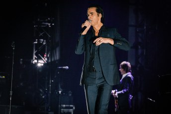 Nick Cave and the Bad Seeds at The Anthem in Washington, DC on October 25th, 2018