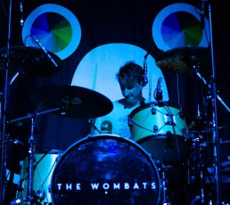 The Wombats + Barns Courtney @ Rams Head Live! - October 20, 2018