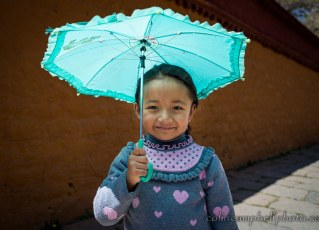 Young Lady With Parasol