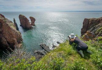 Photographing the Three Sisters