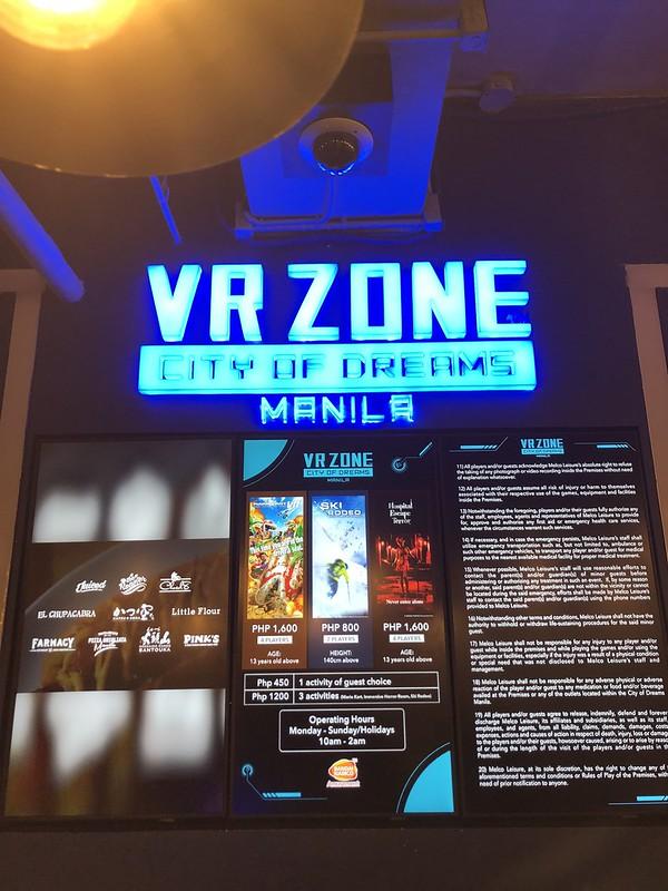 VR ZONE prices