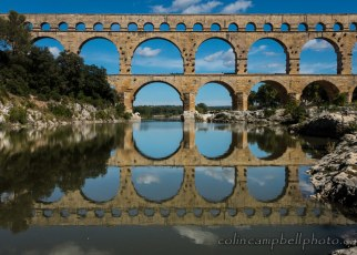 Reflected Arches