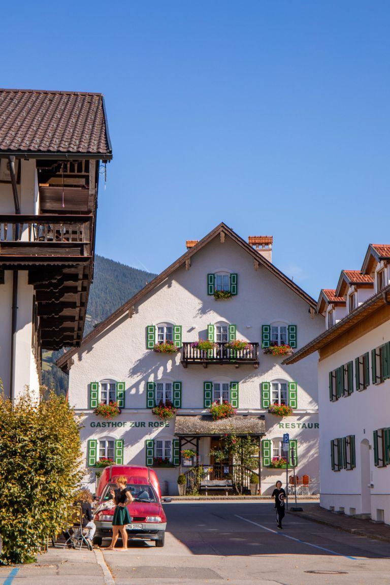 10.08. Oberammergau