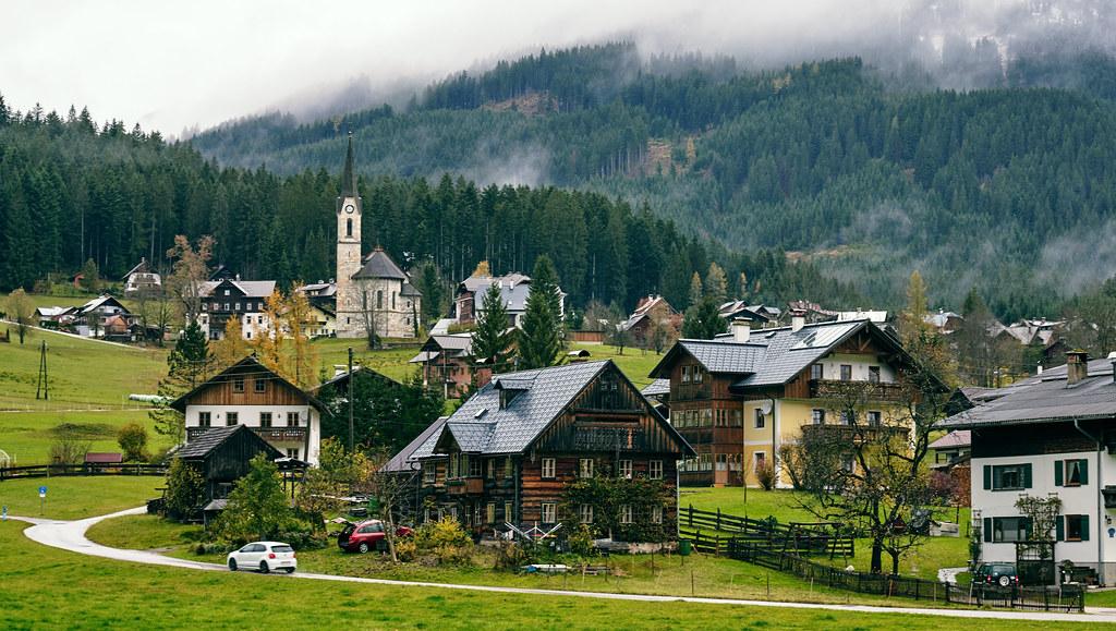 Gosau Austria Pedro Szekely Flickr