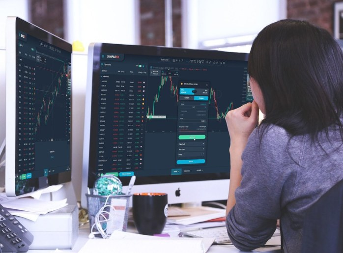 cryptocurrencies trading platform