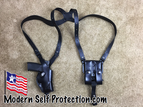Craft Holsters Shoulder Holster Review Modern Self Protection